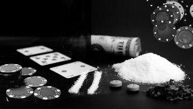 Наркотики и покер