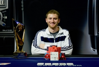 Победу в EPT Malta High Roller одерживает Дэвид Питерс