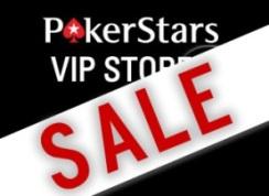 Сегодня в 1300 МСК начинается распродажа в магазине PokerStars