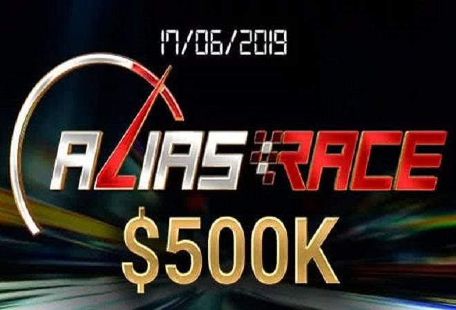 PartyPoker анонсировал промо-акцию Alias Race на $500K на 17 июня