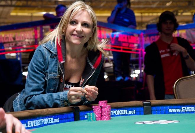 Дженнифер Харман: Для меня действительно важно попасть в Зал славы покера