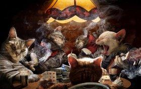 Попытка раскрыть глаза: Курение убивает вас и ваше EV в покере