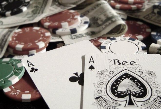 Потенциальные шансы в покере
