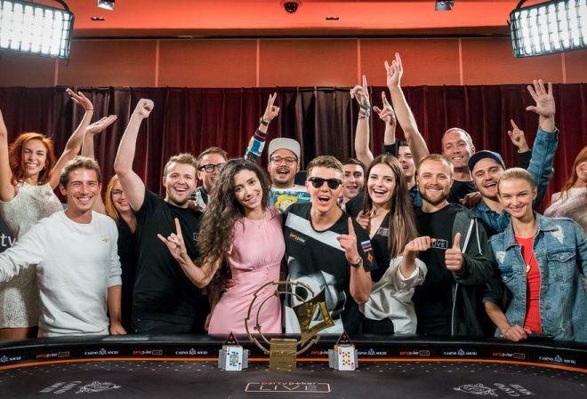 Анатолий Филатов стал победителем главного турнира РartyРoker LIVE MILLIONS