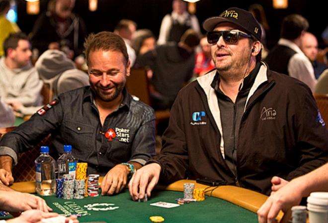 Пари Даниэля Негреану на US Poker Open $50K на собственный большой успех