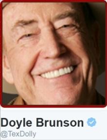Дойл Брансон - мастер твитов