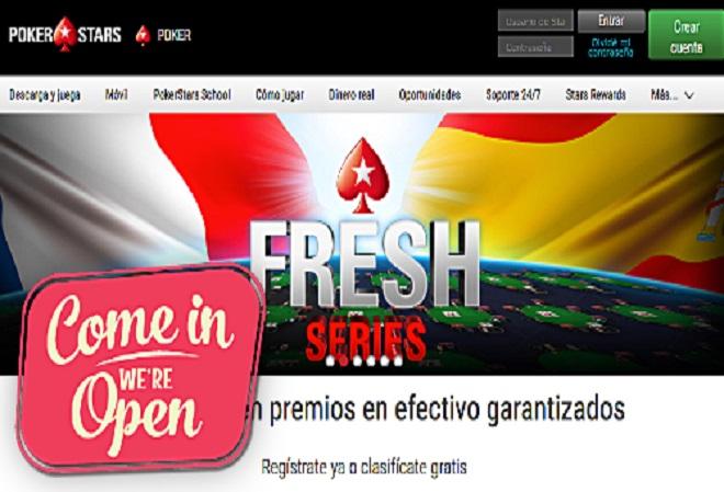 PokerStars открыл двери во французско-испанский пул перед игроками из других стран