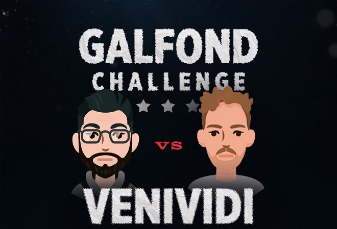 Впервые за Galfond Challenge Фил Гальфонд выходит вперед