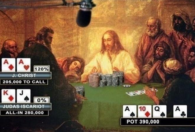 Семь смертных грехов турнирного покера (Джеймс Гуилл)