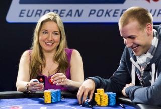 Блог Виктории Корен: О покер-фейсе и поведении за столом