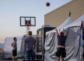 Развлечения на WSOP: баскетбол и пари
