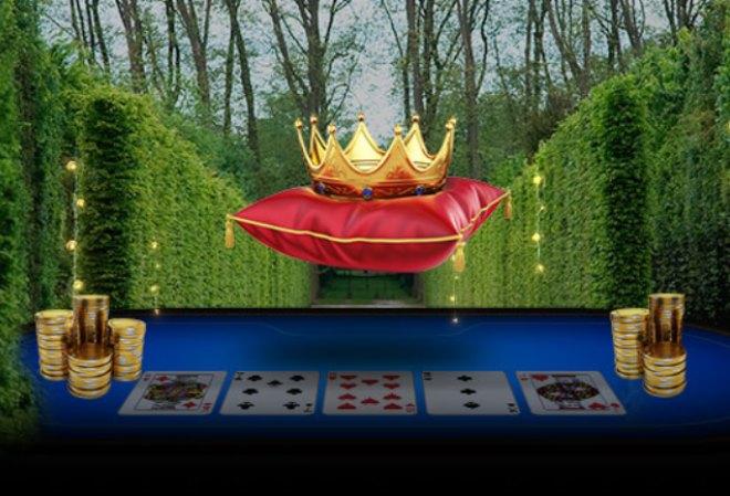 Новая промо-акция от 888 Poker приглашает игроков захватить корону