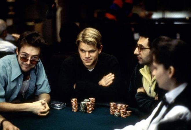Ошибки Голливуда в покерных сценах