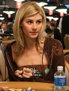 Ди Дозье: Из моделей - в покер