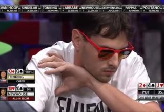 Анализ раздачи, в которой Марк Ньюхаус вылетел из главного турнира WSOP (Алекс Фитцджеральд)