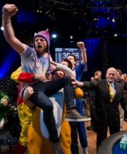 Ирландец Кевин Киллин побеждает на UKIPT Dublin 2014