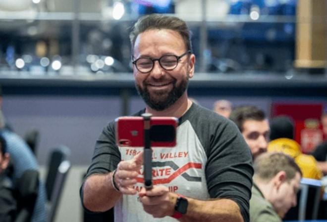 Даниэль Негреану больше никогда не воспользуется ре-энтри в покерном турнире