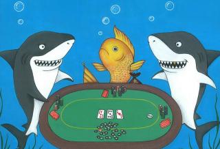 Игра на терне без инициативы в безлимитном холдеме - 1 (w34z3l)