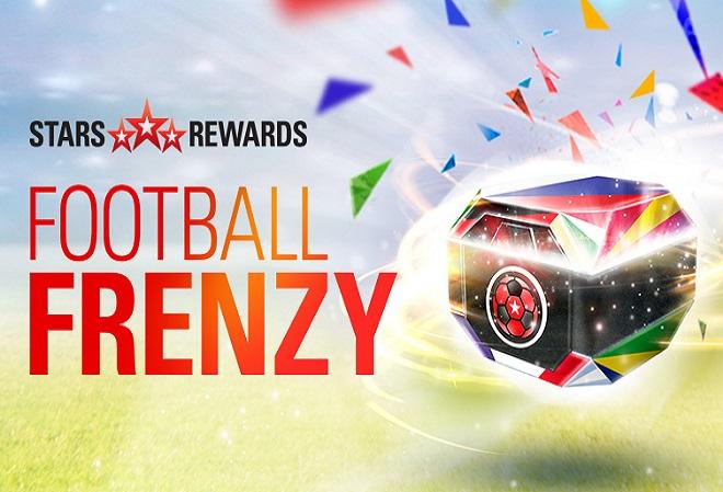 Более $2 миллионов в дополнительных призах в акции Football Frenzy на PokerStars
