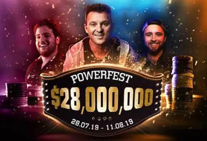 PartyPoker объявил расписание PowerFest и  запустил специальные Spins к серии