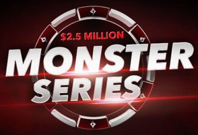 PartyPoker объявил промо-акции в поддержку следующей Monster Series