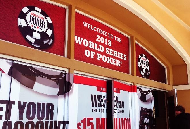 За кулисами WSOP 2018