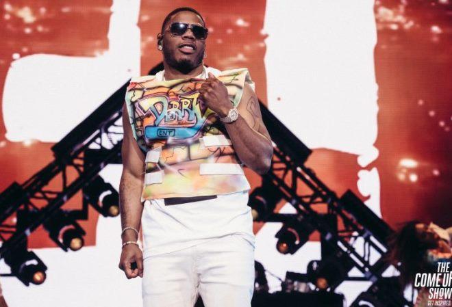 Звезда хип-хопа Nelly вышел из себя, после того, как один из игроков в покер послал его на три буквы