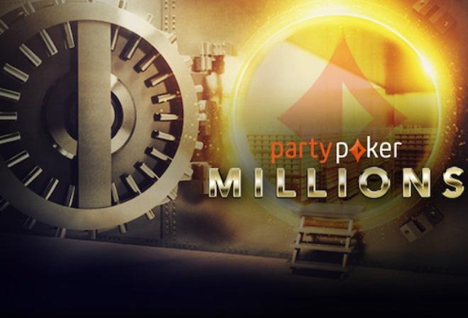 PartyPoker предлагает участникам сателлитов к Millions Online стимул в виде $15K