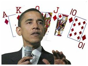 10000 американских граждан получили ответ от Барака Обама по поводу легализации онлайн покера
