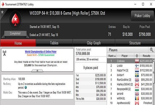 PokerStars предложил хайроллерам сыграть без рейка