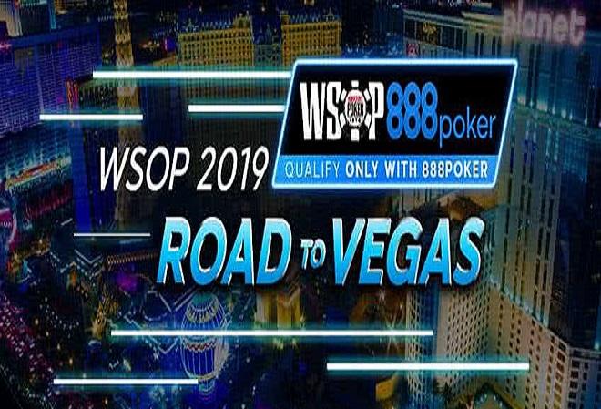 Промо-акции Road to Vegas на 888 Poker подходят к завершению