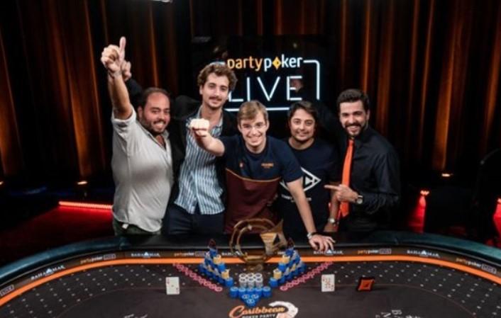 Филипе Оливейра выиграл мэйн-ивент Caribbean Poker Party 2018