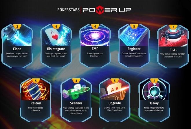 Покерно-киберспортивная игра Power Up покидает ассортимент PokerStars