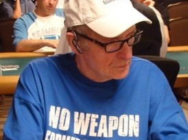 Умер легенда покера Дэнни Робинсон