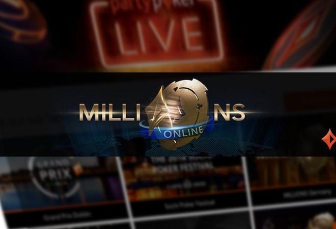 Очередной MILLIONS Online от PartyPoker пройдет, как и прошлый раз с $20,000,000 гарантии
