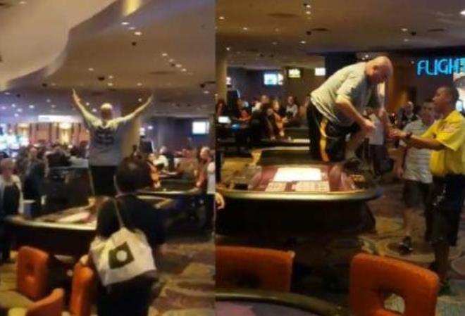 Второго игрока дисквалифицировали из Главного турнира WSOP после того, как он снял шорты и бросил кроссовок на стол
