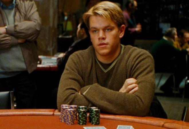 Мэтт Деймон рассказал о съмках в Шулерах и поделился мнением о покерной эволюции