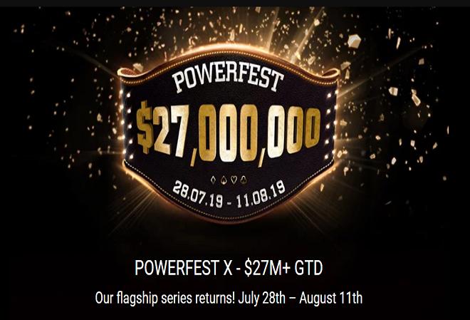 Powerfest возвращается с $27,000, 000 гарантии