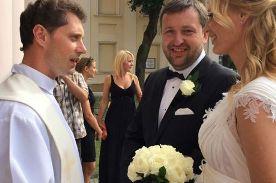 Тони Джи женился!