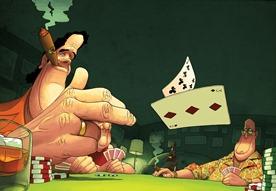 Вы разыгрываете чересчур много рук (Эд Миллер)