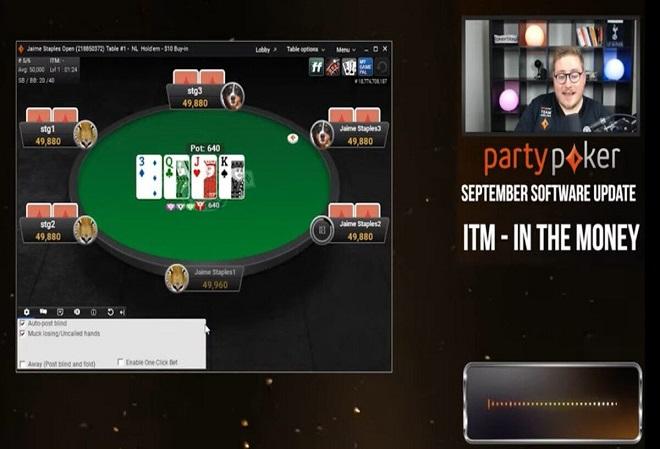 Обновленное ПО РartyРoker новые функции для турнирного покера и плюшки для пользователей Mac