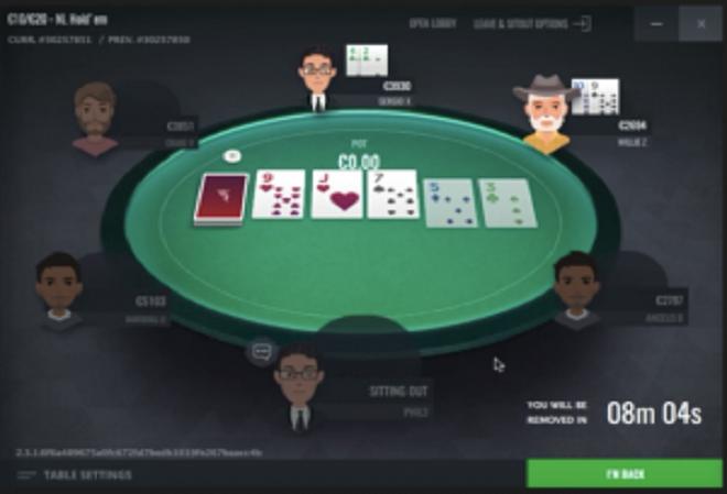 Фил Гальфонд хочет, чтобы его покер-рум максимально отличался от конкурентов