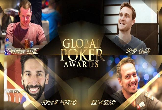 Церемония чествования лучших в покере Global Poker Awards одна из наград досталась саркастическому Брэду Оуэну
