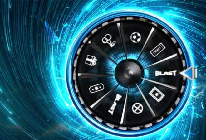 888 Poker проводит промо-акцию Lucky BLAST Spin