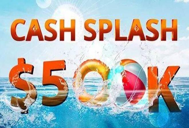 PartyPoker раздает деньги в акции $500K Summer Cash Splash