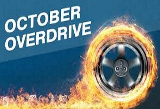 На William Hill стартовала промо-акция October Overdrive