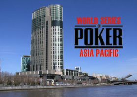 WSOP APAC - новости из Австралии