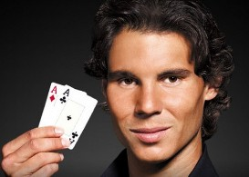 Домашние игры в покер у Рафаэля Надаля