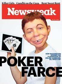 О чем грустит мальчик с обложки Newsweek?