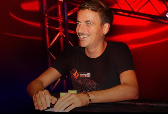 Филипп Груссем присоединился к команде PartyPoker